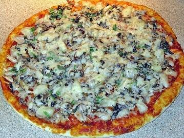 Піца готова
