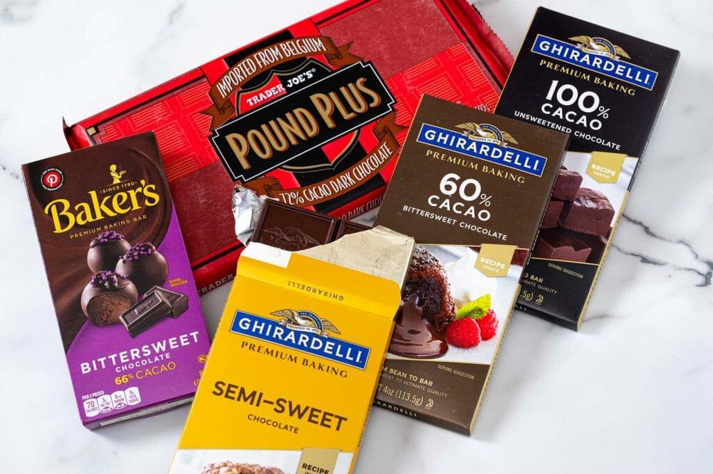 Лучший шоколад для выпечки