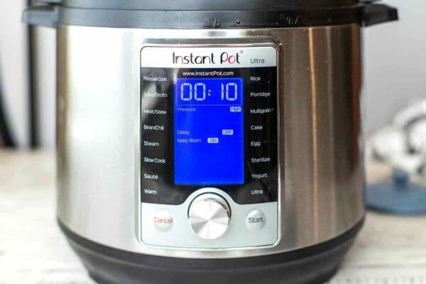 Готовьте курицу быстрого приготовления в течение 10 минут